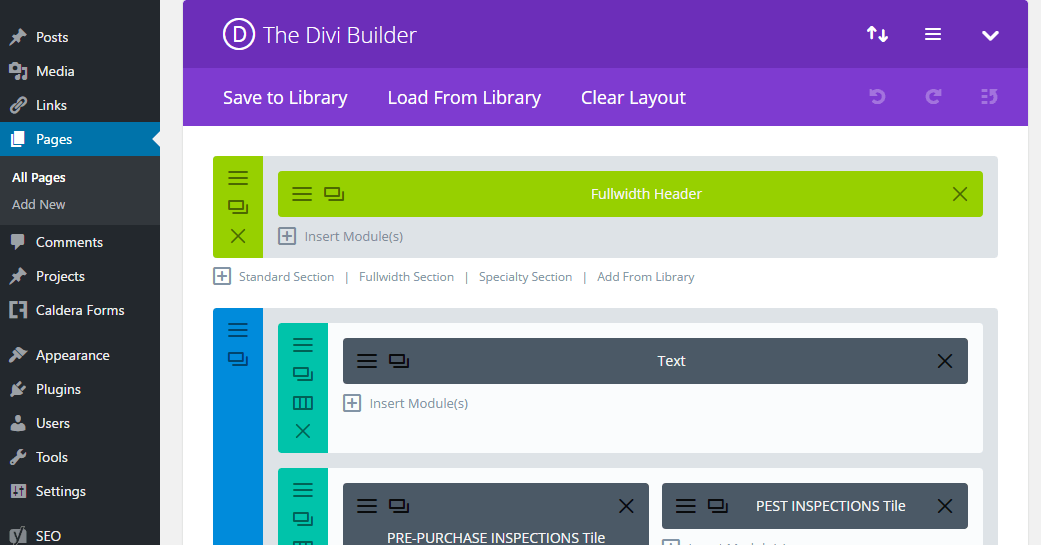 Divi custom modules new divi modules for divi page builder theme - Divi popup module ...