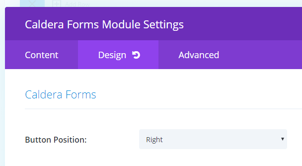 select form styling and whether the form is using select boxes